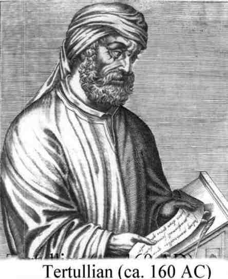 tertullian